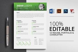 Word Format CV Resume