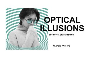 40 optical illusions