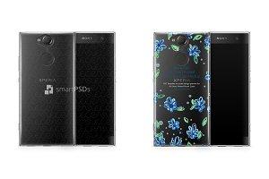 Sony Xperia XA2 UV TPU Clear Case