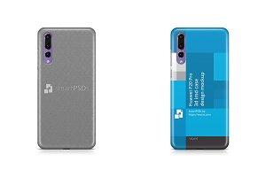 Huawei P20 Pro 3d IMD Case Mockup