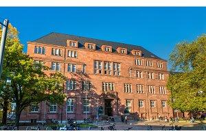 The Albert Ludwig University of Freiburg in Freiburg im Breisgau, Germany