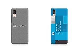 Huawei P20 3d IMD Case Design Mockup