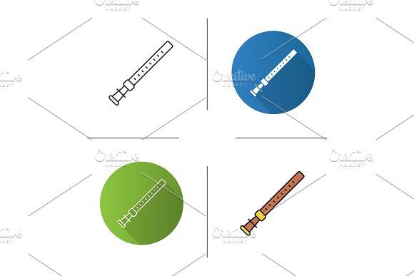 Duduk Instrument Icon