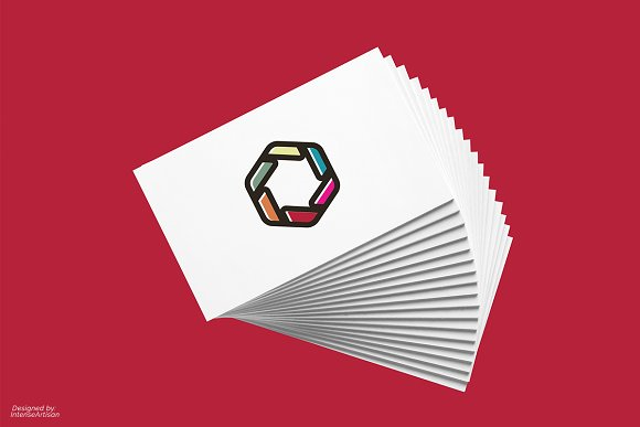 Cube Photo Logotype