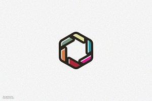 Cube - Photo Logotype