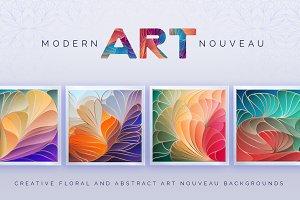 Modern Art Nouveau