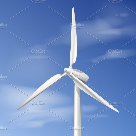 Single Wind Turbine