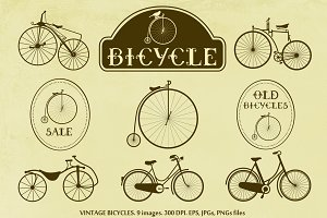 Vintage Bicycles