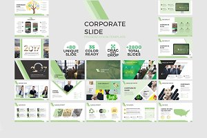 Corporate Slide Template