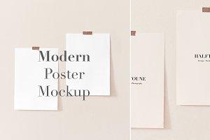 Mockup, A3, A4 Paper Mock up