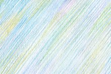 Abstract draw color pencil