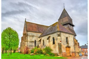 Collegiate church of the Assumption of Mary in Villemaur-sur-Vanne - France