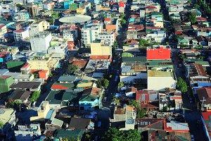Makati slums, Philippines