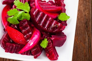 Pickled Beets Salad