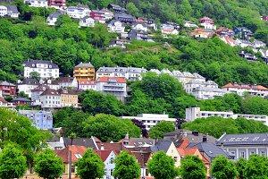 Housings in bergen