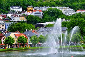 Housings in bergen