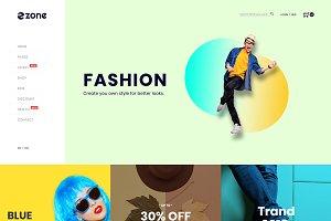 Ezone - Multipurpose eCommerce HTML