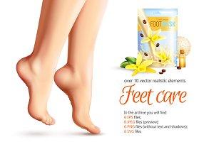 Feet Care Set