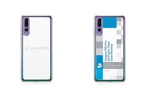 Huawei P20 Pro 2d PC ClearCase