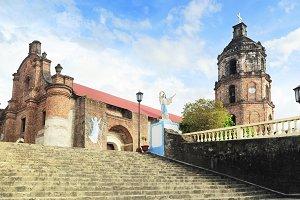 St. Maria Church,Luzon