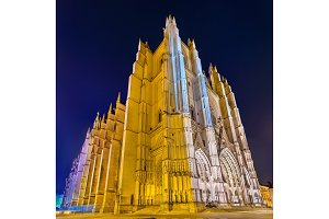 St. Peter and St. Paul Cathedral of Nantes - France