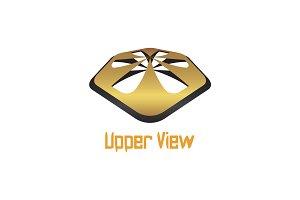 Upper View Logo