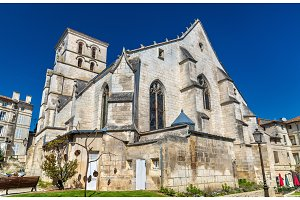 Saint Andre Church in Angouleme, France