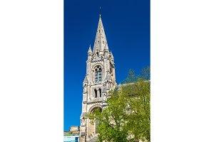 Saint Martial Church in Angouleme, France