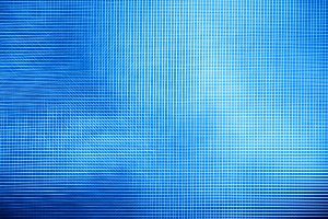 Blue line grid illustration
