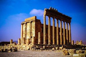 Temple of Baal, Palmyra