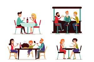 Eating People Set