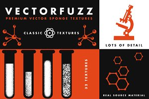 VectorFuzz Illustrator Brushes