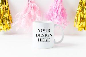 Styled Stock Image // Mug Mockup