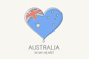 Australia in My Heart