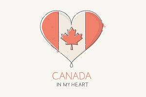 Canada in My Heart