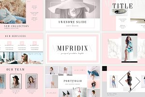 Mifridix - Powerpoint Template