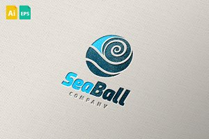 SeaBall Logo