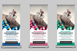 Off-Road Adventure Roll-Up Banners