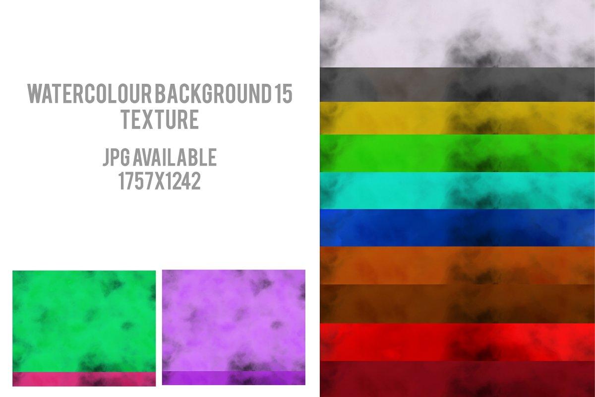 Watercolour Background 15 Texture