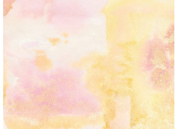 Watercolor Glittered Backgrounds in Textures - product preview 3