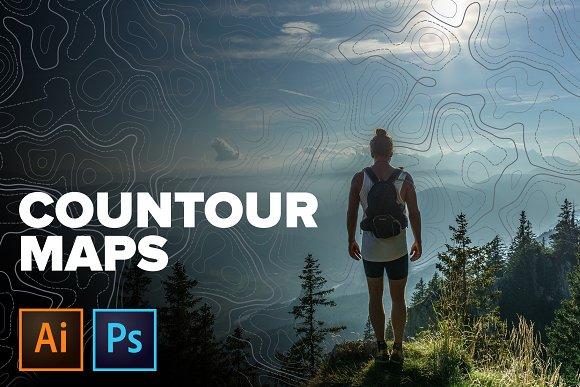 Contour Maps (Topographic)