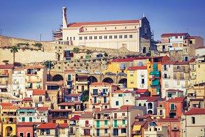 Scilla town in Calabria