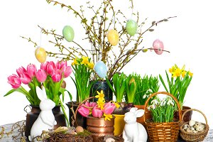 Easter decoration 50% OFF!
