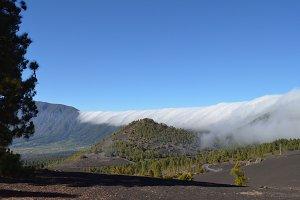 The summits of La Palma.