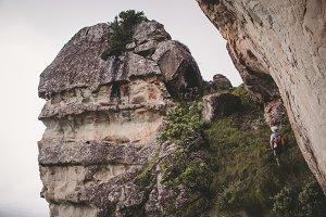 Mountain Climbing, South Africa