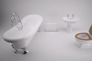 Classic Bathroom Bundle