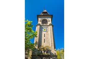 Saint Bruno Church in Bordeaux, France