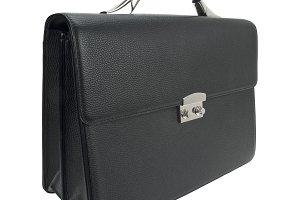 Business briefcase cutout