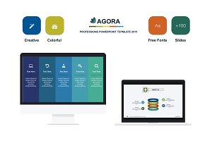 Agora Powerpoint Template