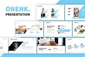 Onenk Total Corporate Presentation